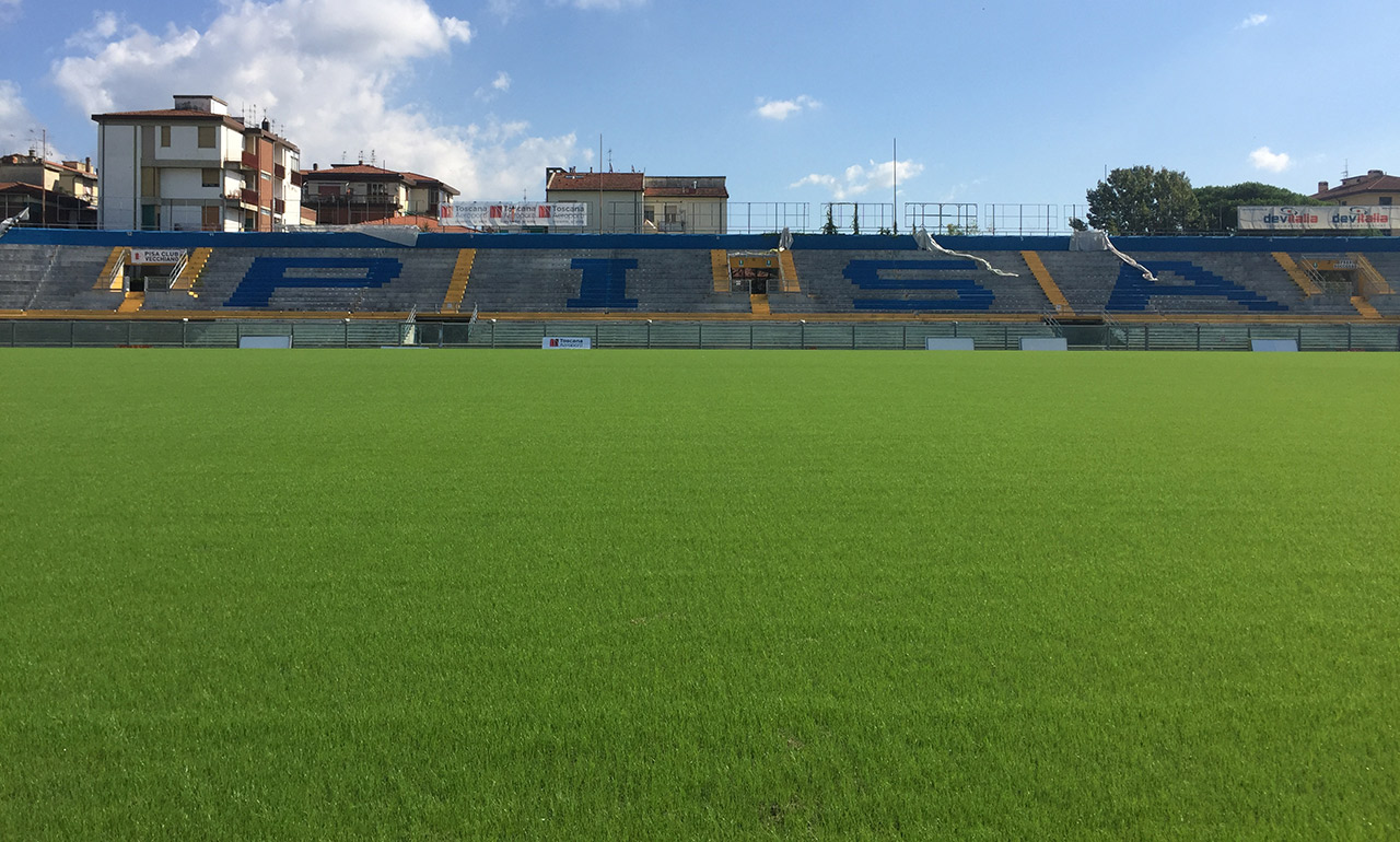 Stadio Arena Garibaldi di Pisa